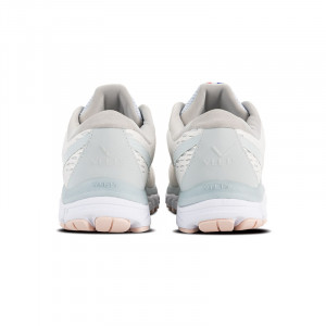 Dos chaussure running femme Transition MIF 2.3 blanc-rose