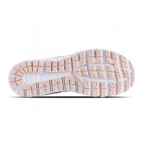 Semelle chaussure running femme Transition MIF 3 blanc-rose