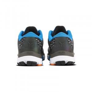 Dos Chaussure running homme Inside MIF 3 noir-bleu