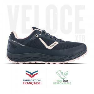 Chaussure trail femme Veloce XTR MIF 3 bleu marine-rose