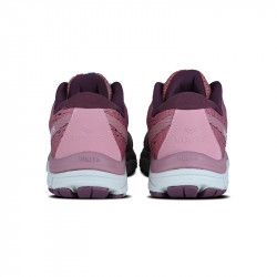 Dos chaussure running femme Transition MIF 3 bordeaux-rose